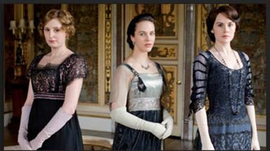 Get the classic Downton Abbey look