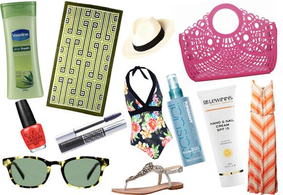 Gearing up for a summer beach holiday? Here is everything you will need!