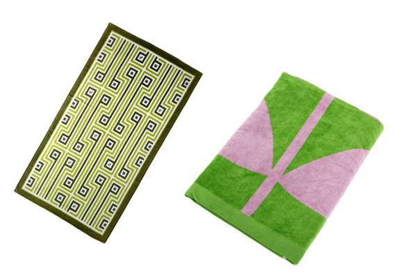 """A good quality beach towel will last you summer after summer!    Try: Jonathan Adler - George Printed Beach Towel in Lime, $134.78 or Orla Kiely Lilac Pink & Grass Jacquard Beach Towel, $59.73.    **[Available at www.shopstyle.com.au](http://www.shopstyle.com.au/