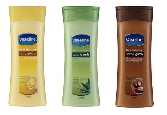 After spending hours in the sun it's important to protect your skin afterwards. Lather your body in enriched moisturisers, especially in places that have been exposed to a lot of sun.    Try: Vaseline moisturiser in dry skin, aloe fresh and cocoa glow, $5.41 (225ml), $7.89 (400ml) or  $11.57 (750ml).    Available at supermarkets and pharmacies nationwide.