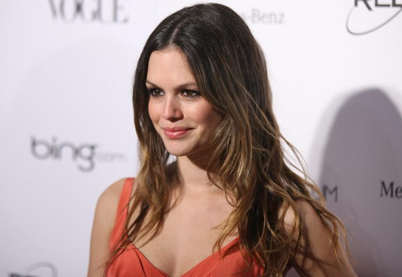 Two toned hair, like Rachel Bilson's, is often darker at the top and lighter at the bottom and works well when hair is worn down or up.