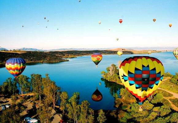 "Want to join the mile high club but not so keen on a plane's cramped bathroom? A mile high hot air balloon ride may be the answer! [D&D Ballooning](http://www.hotairadventures.com/special.htm|target=""_blank"") and [Magical Adventure Balloon Rides](http://www.hotairfun.com/index.htm
