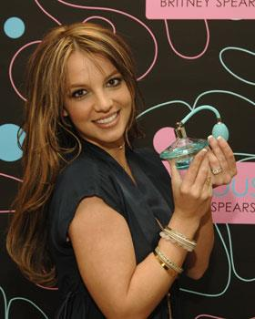 Based on the vast amount of money the media and paparazzi are able to make from stories and features on Britney, the term 'Britconomy' has been coined to describe her incredible star power. Britney has launched several perfumes including 'Curious' and 'Fantasy'.