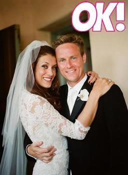 "*Grey's Anatomy* star **Kate Walsh** and movie executive **Alex Young** said ""I do"" on September 1 2007 at the Ojai Presbyterian Church in Ojai, California."