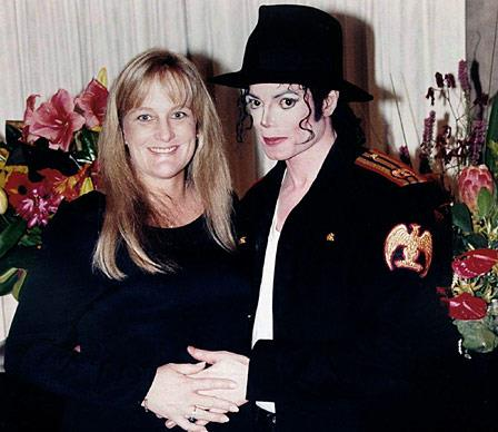The pair married in a hotel suite in Sydney while Debbie was six months pregnant with their first child. She went on to have a second child with Michael, but the pair never lived together and Debbie handed over full custody of the children to Michael when they divorced in 2005.