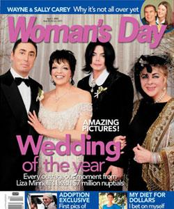 Liza Minelli's 2002 marriage to David Gest was something of a celebrity circus with the star-studded guest list including Michael Jackson and Elizabeth Taylor. The pair have since split.