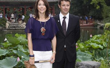 The changing looks of Princess Mary