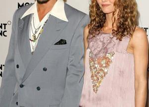 Johnny Depp's romantic past