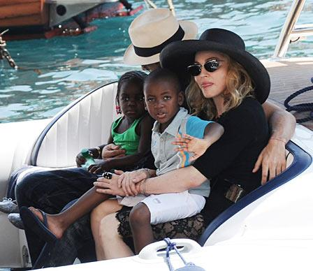 After visiting an orphanage in Malawi as part of a goodwill mission in 2006, Madonna decided to adopt a boy, David Banda. The decision proved controversial but the Queen of Pop prevailed after a legal battle — and an impassioned public plea on the Oprah Winfrey show. It was a case of déja vu when she announced her intentions to adopt another Malawian orphan. Mercy James finally joined Madonna's family (which also includes older children Lourdes and Rocco) in July this year.