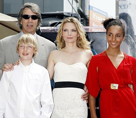 Claudia Rose was adopted by actress Michelle Pfieffer in 1993. Soon after she met and married TV producer David E. Kelley (of Ally McBeal fame). Son John Henry was born in 1994.