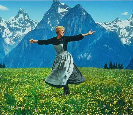 """""""The hills are alive..."""""""