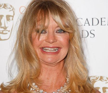 There' nothing funny about comic actress Goldie Hawn's gravity-defying face. At 63, the once stunning blonde has opted not to age gracefully.