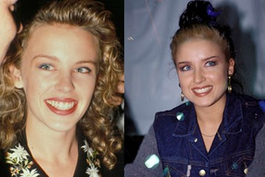 Comparing careers: Kylie and Dannii Minogue