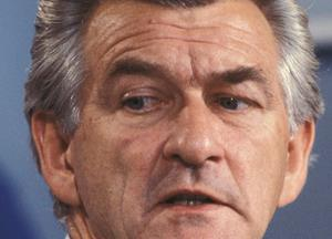 In pictures: Bob Hawke's 80 years