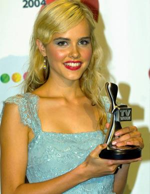 Once known for playing the part of Tasha Andrews on *Home and Away* for three years, Isabel Lucas has gone on to bigger and better roles and started dating some of the big names of Hollywood. She won a Logie for best new popular female talent for her role on the show.