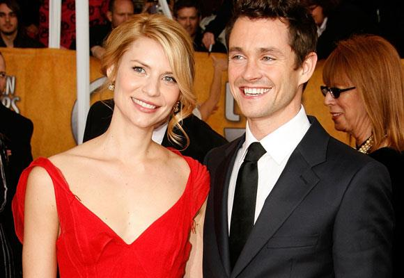 Clare Danes and actor Hugh Dancy were engaged in February 2009 and secretly married in September 2009 at a very private ceremony in France.