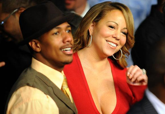 Mariah Carey met Nick Cannon while shooting a music video on a private island of the coast of Antigua. The couple hit it off and were married at Mariah's private estate on Windermere Island in The Bahamas.
