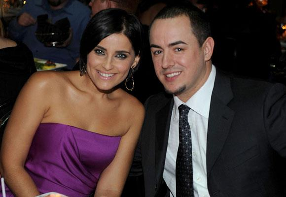 """Nelly Furtado married Cuban sound engineer Demacio """"Demo"""" Castellon on July 19 2008. However, the pair kept their marriage quiet until it was reported in *People*magazine on October 17 2008."""