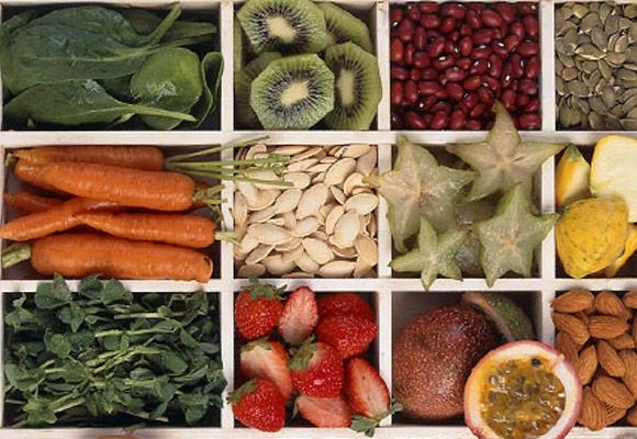 **Food source:** Widely available in fruit and vegetables, legumes, dairy products, fish, meat. **Uses in the body:** Helps with blood pressure control and is important for nerve impulse transmission.