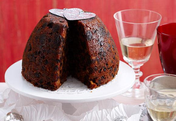 """**Classic steamed pudding** <br><br> One of the many great things about a classic steamed Christmas pudding is that you can get all of the cooking and steaming out of the way ahead of time and reheat in the microwave when you're ready to eat. <br><br> [**Read the full recipe here**](https://www.womensweeklyfood.com.au/recipes/classic-steamed-christmas-pudding-6914