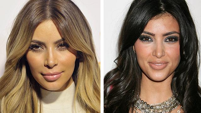 Kim Kardashian's secret to staying young