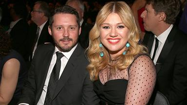 Kelly Clarkson announces: 'I'm pregnant!'