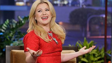 Kelly Clarkson hits back at weight loss critics