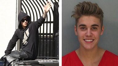 Justin Bieber arrested in Miami