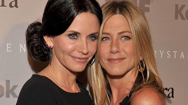 Jennifer Aniston: Why Courteney and I are still the best of friends
