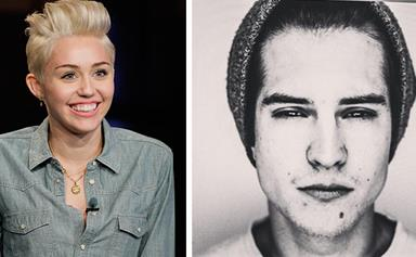 Meet Miley's new man!