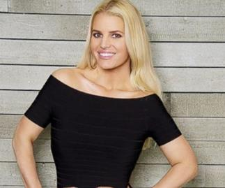 Jessica Simpson: 'I couldn't even believe what I weighed'