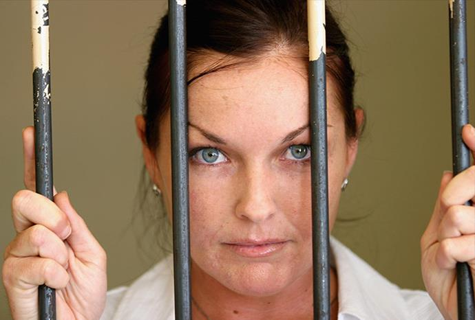 Schapelle has gone from inside Kerobokan jail in Bali...