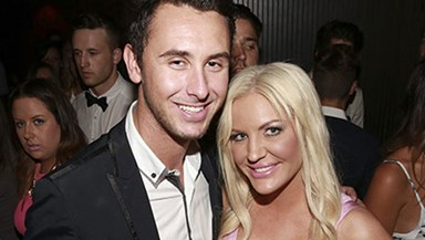 Brynne Edelsten's got a new man