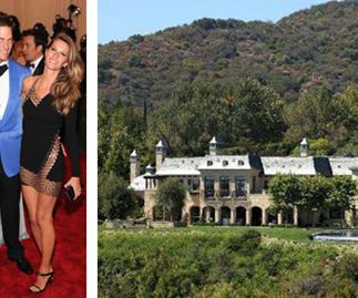 Gisele and Tom's $50m estate is up for sale