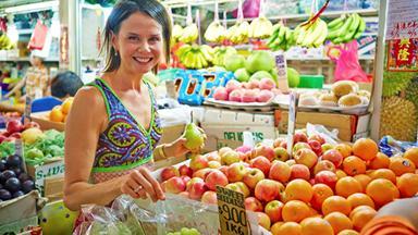 Antonia Kidman shares her Singapore travel secrets