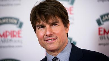 Tom Cruise has a secret British girlfriend