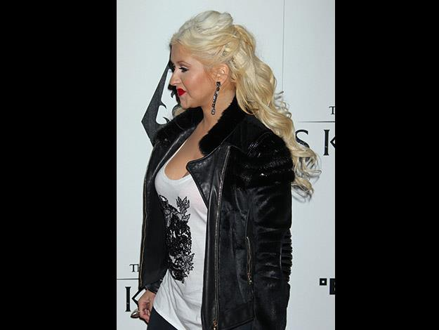 Christina Aguilera slimmed down by limiting alcohol and avoiding unhealthy favourites like chocolate chip pancakes.