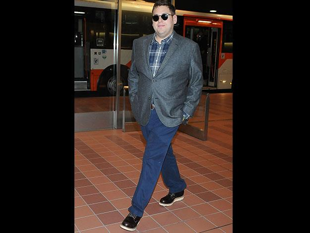 Moneyball and Wolf of Wall Street star Jonah Hill has lost a huge amount of weight.