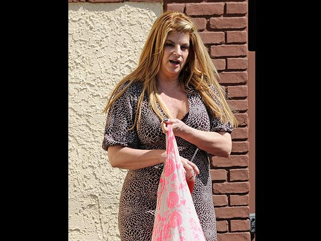 Kirstie Alley now says that she is off the weight loss roller coaster for good.