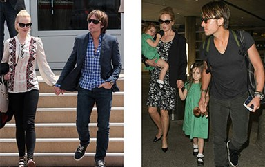 Keith Urban says Nicole Kidman keeps the family together