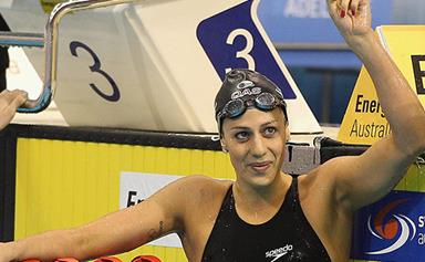 Stephanie Rice retires from swimming