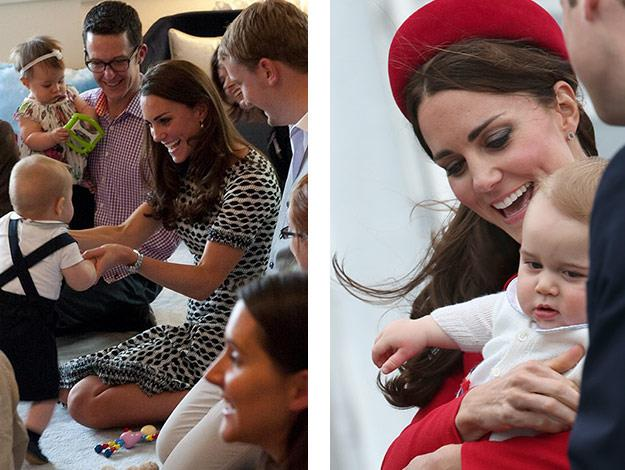 The Duke and Duchess of Cambridge made the decision to bring Prince George along on their tour of New Zealand and Australia.