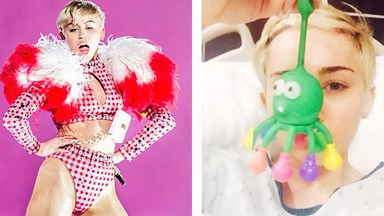 Miley Cyrus rushed to hospital