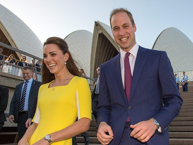 The Duke and Duchess of Cambridge are known for their cheeky banter.