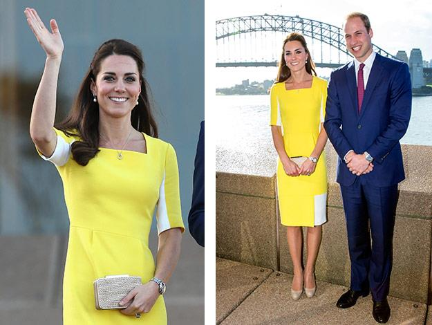 The Duchess of Cambridge looked radiant in Sydney.