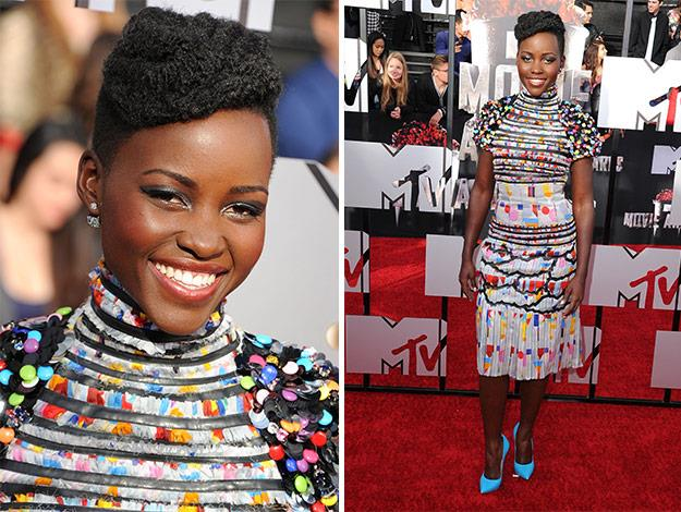 Lupita Nyong'o has been voted PEOPLE's Most Beautiful.