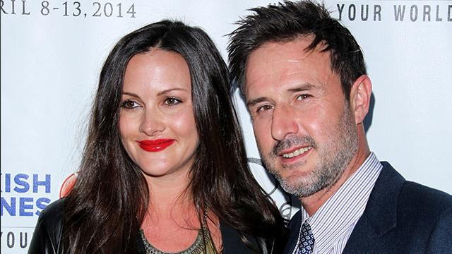 David Arquette is a dad again!