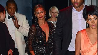 Beyonce, Jay Z and Solange release statement