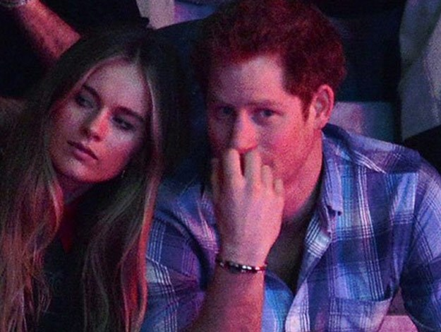 Prince Harry and his former flame, Cressida Bonas are said to be working things out and could be set to rekindle their romance.
