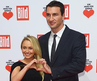 Actress Hayden Panettiere is expecting!